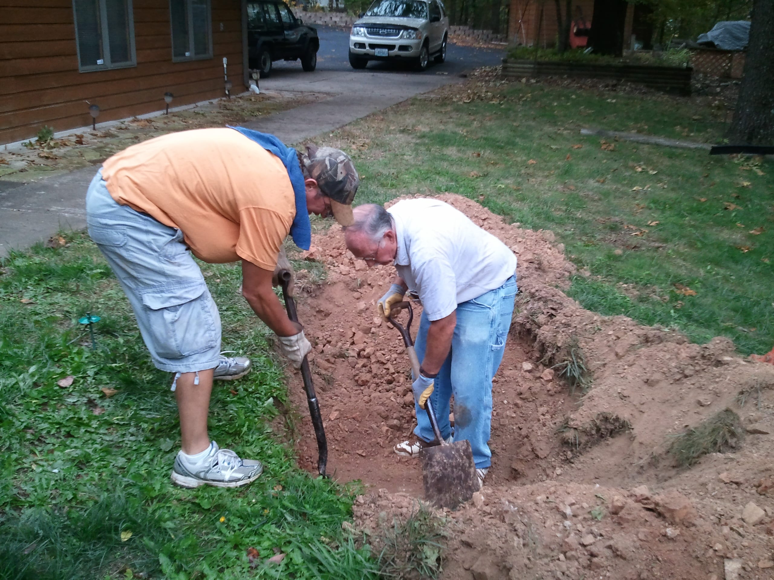 Cliff & Rick Boyd Septic Inspections-Mirowski Inspections Springfield MO