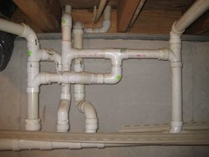 Mirowski Inspection Plumbing Picture- Home Inspections Springfield MO