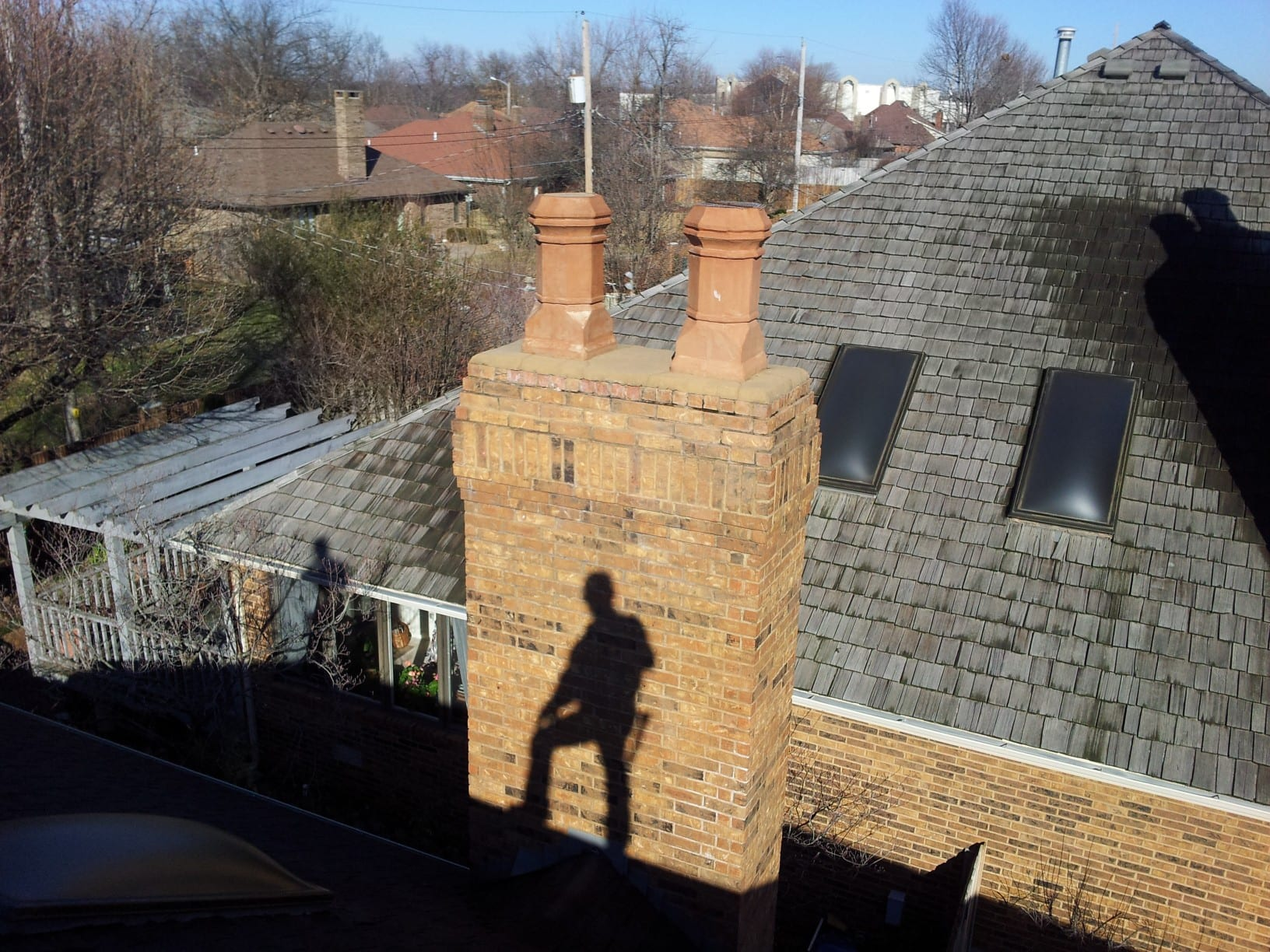 Mirowski Inspections - Inspector Roof Shadow- Home Inspections in Springfield MO