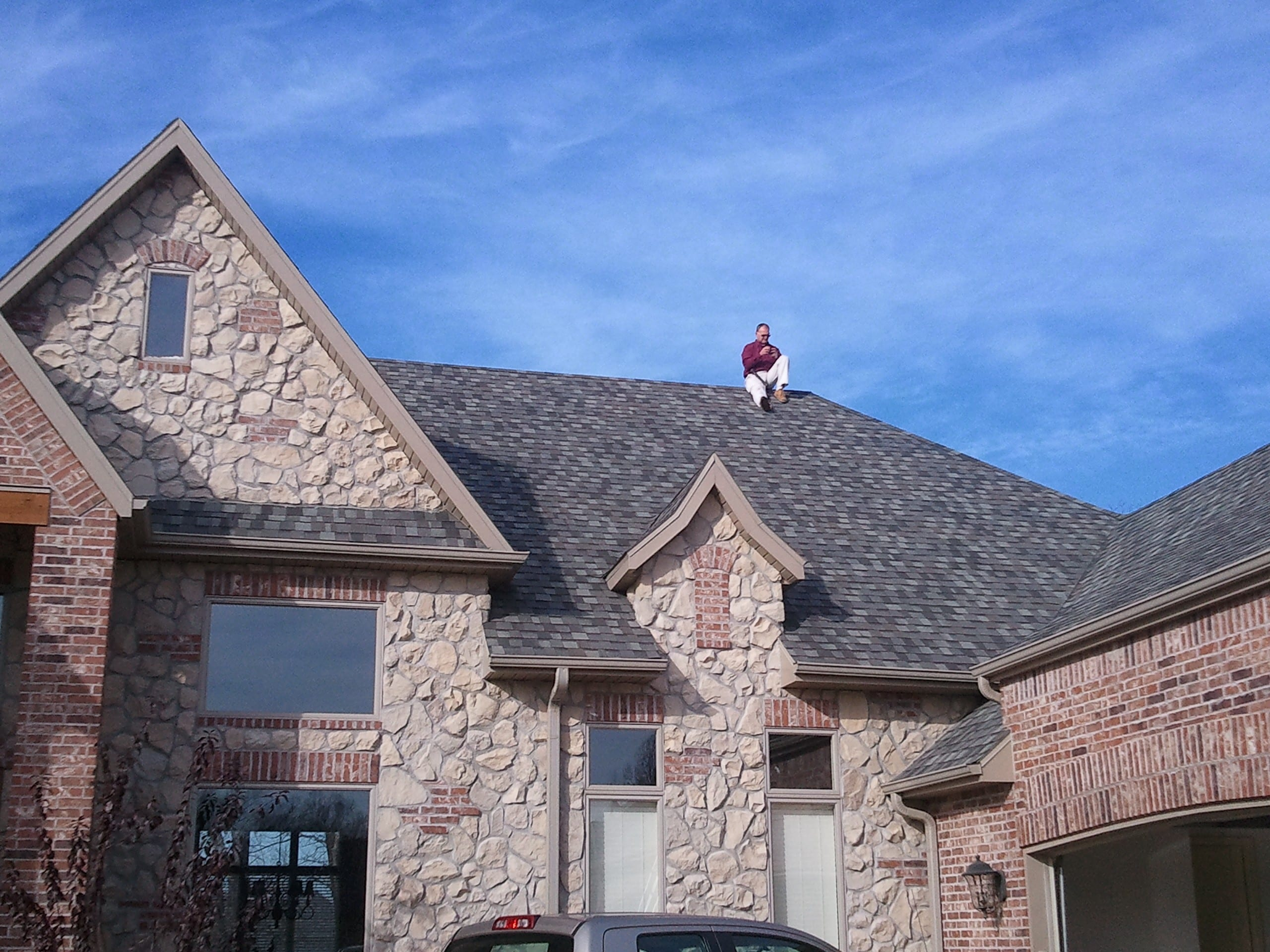 ROOF INSPECTIONS- MIROWSKI INSPECTIONS-SPRINGFIELD MO Steve Scott
