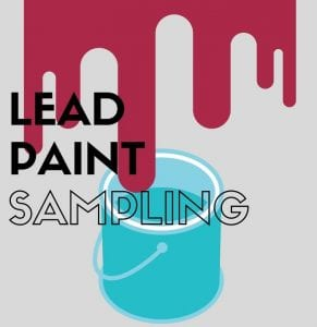 LEAD PAINT SAMPLING Environmental Services Mirowski Inspections