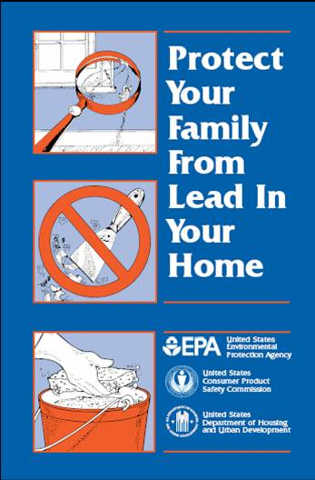 Mirowski Inspections - EPA Protect your Family From Lead Based Paint - Springfield MO Home Inspectors