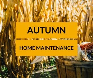Home Maintenance Tips for Autumn